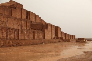 Ziggurats of Ancient Mesopotamia