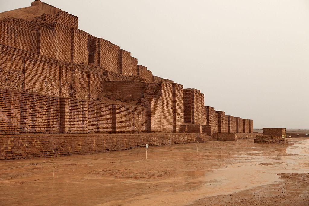 Ancient Mesopotamian Architecture Ziggurat Great Walls Of History
