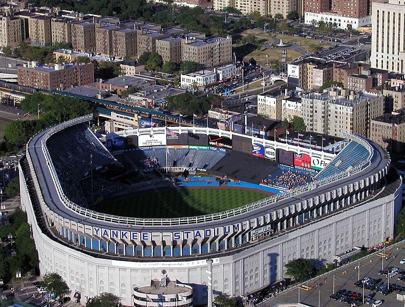 Yankee Stadium: The House That Ruth Built