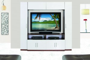 Decorate with the entertainment in mind