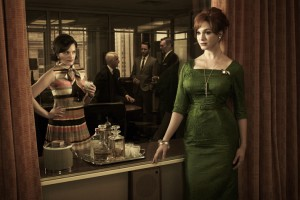 Mad Men May be Mid-Century, but not Modern