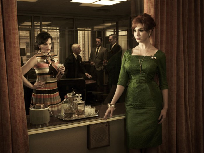 'Mad Men' May be Mid-Century, but certainly not Modern