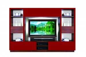 Plasma Red Glass